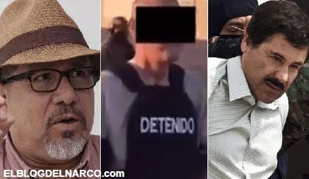 """¿Apunta a """"Los Chapitos"""" la investigación de la ejecución del periodista Javier Valdez"""