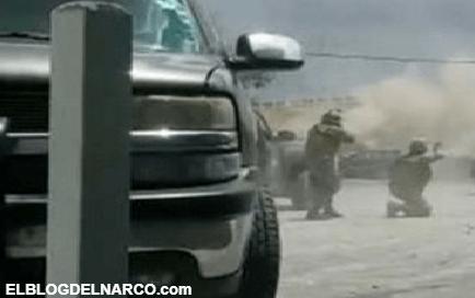 Así son de sangrientas las batallas del ejercito contra el Narco en el Norte contadas de primera mano..