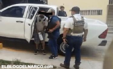 Detienen a el Jefe de Plaza del Grupo Sombra del CDG en Tantoyuca, Veracruz