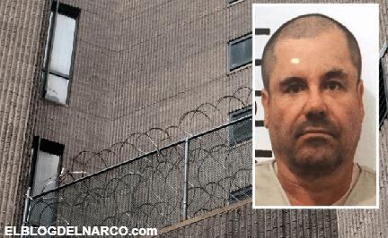 """Juez permitió mejorar condiciones inesperadas de """"El Chapo"""" en prisión de Manhattan"""