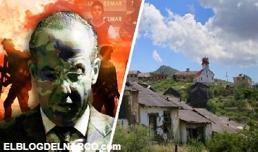 Los pueblos fantasma que dejó la guerra de Calderón contra el narcotráfico