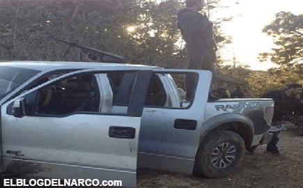 Circula vídeo donde se ve a mas de 100 sicarios de la Gente Nueva del C.D.S en la sierra de Chihuahua