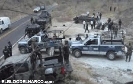 El día en que el 'R-18', con 150 pistoleros y 50 camionetas, estuvo a punto de matar a 'El Mencho' líder del CJNG por orden de 'El Mayo' y 'El Chapo'