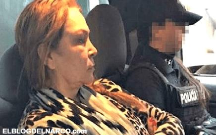 La Patrona, socia de El Chapo, se declara culpable en Chicago, por narcotráfico y lavado de dinero