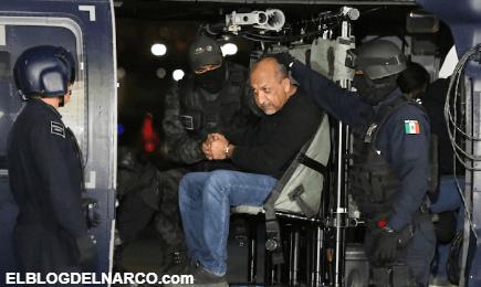 """Servando Gómez, alias """"La Tuta"""", es condenado a 55 años de prisión por el secuestro de un empresario"""