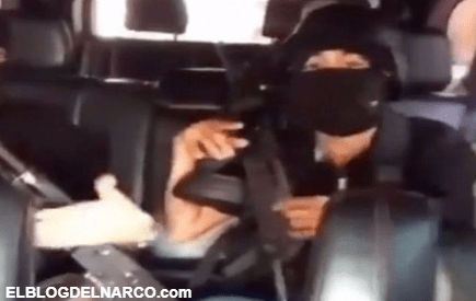 """Sicarios empecherados de CDS al mando de """"El Mayo"""" Zambada, rapean y presumen arsenal preparado para el Topon. (Vídeo)"""