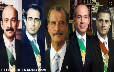 De Salinas a AMLO... seis presidentes vieron la larga vida criminal de 'El Chapo' Guzmán