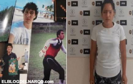 Detienen a mujer del CJNG ligada a levanton y ejecución de jugador de futbol mexicano
