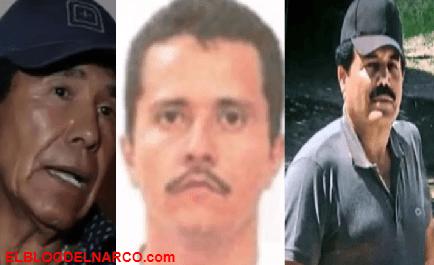 El Mencho, El Mayo y Caro se convierten en los reyes del narco, ahora en la mira de EEUU tras el fin de El Chapo
