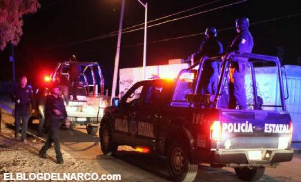Emboscan a policías estatales en Mezquital, reportan varias bajas