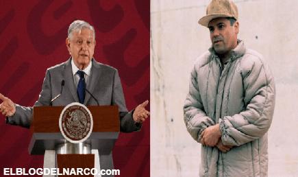 """México reclamará los bienes que se decomisen a """"El Chapo"""", no es verdad que fuera tan rico..."""