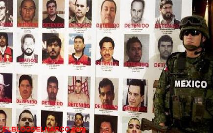 Sirvieron a los Z, CDG.. El fracasado programa de Calderón Testigos protegidos en total