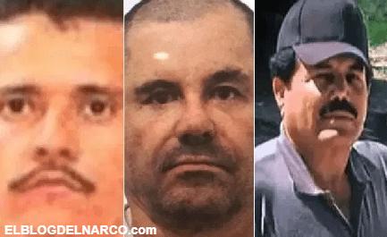 """¿Superó """"El Mencho"""" las fortunas de """"El Chapo"""" y el """"El Mayo"""" Zambada"""
