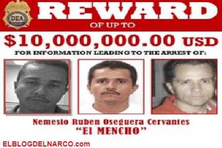 Capturan a 2 miembros del CJNG cercanos al 'Mencho' en San Luis Potosí