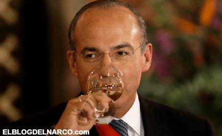 Felipe Calderón dice que violencia en México se debe a nuevo modelo del narco