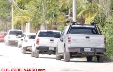 Cae Sicarios que estaban apunto de mutilar a una persona que habían levantado en Cancún