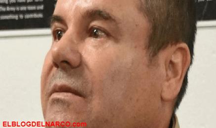 'El Chapo' recibe sólo 2 llamadas al mes y lo dejan ver el Sol una vez a la semana