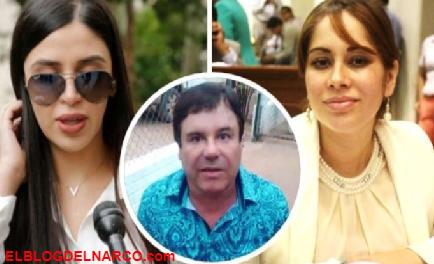 """Su debilidad por las bellas mujeres han marcado la vida de """"El Chapo"""" Guzmán...."""