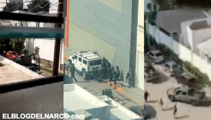 Captan los fuertes operativos que desplegaron autoridades para detener a los hijos de Joaquín El Chapo Guzmán