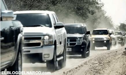 """Convoy de al menos 60 vehículos del cartel de """"La Línea"""" atacaron en Madera"""