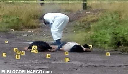Ejecutan a 2 mujeres con más de 30 balazos en zona controlada por El Mencho y el CJNG
