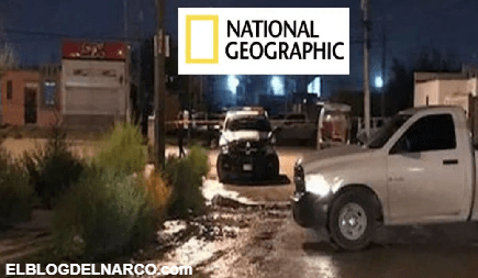 Ejecutan a narcomenudista y hieren a periodista en plena entrevista para National Geographic