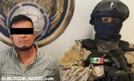 El Ñecas, el sanguinario Sicario del Cártel de Santa Rosa de Lima planeaba poner bomba en avión...