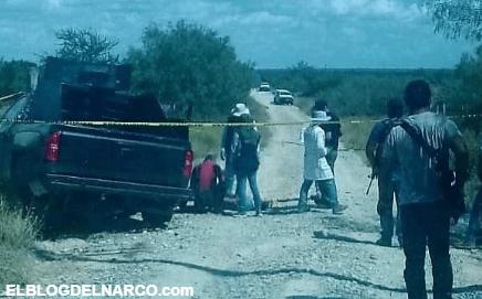 Enfrentamientos entre CDG y CDN deja 7 sicarios abatidos en Miguel Alemán, Tamaulipas (IMÁGENES)