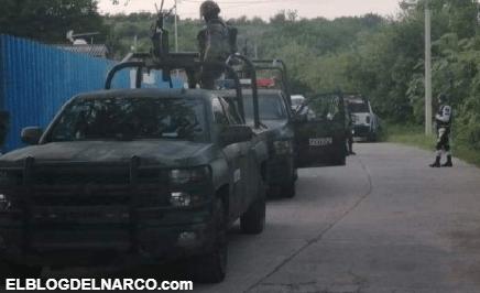 FOTOS, Así nomas fueron quedando los 14 despanzurrados sicarios abatidos por la SEDENA después de fuerte topon en Guerrero