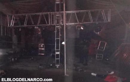 Grupo Armado llega a baile y rafaguea a los asistentes en Amozoc; Puebla, 3 muertos y 6 heridos