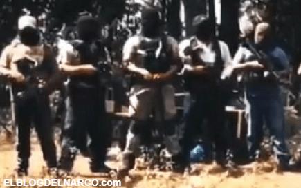 Hartos del acecho de los extorsionados, comunidades de Michoacán organizan ronda contra El Mencho y su CJNG