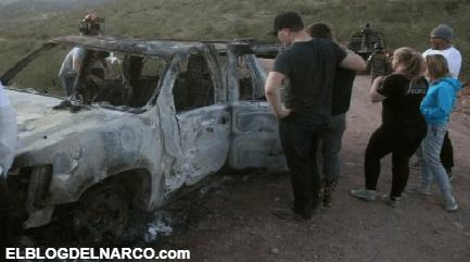 Baleados a quemarropa, así asesinó el narco en México a la familia LeBarón...