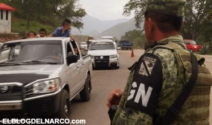 Disputas entre carteles vuelven altamente peligrosas las carreteras de México