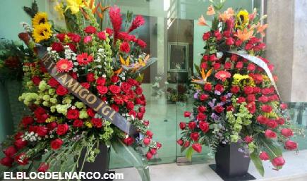 El Chapo envia Flores a su gente, amigos, compadres y gatilleros fallecidos, cuyos restos descansan en Jardines del Humaya (FOTOS)
