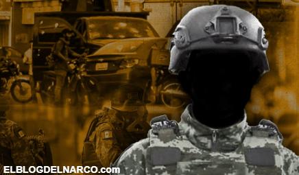 El GAIN el grupo élite del Ejército dedicado a capturar Narcos está enojado con el Presidente....