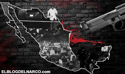 Nueve estados en llamas, fotografía del fracaso de la estrategia de seguridad de AMLO