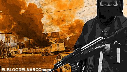 Un temor que crece, la Ciudad de México, ante la sombra de los cárteles del narco...