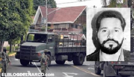 """El día que abatieron a Nacho Coronel el hombre de confianza de """"El Chapo"""" Guzmán"""