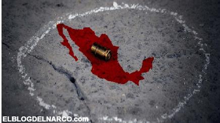 Domingo ha sido el dia mas violento en lo poco que va de 2020, hubo 104 ejecuciones en el País