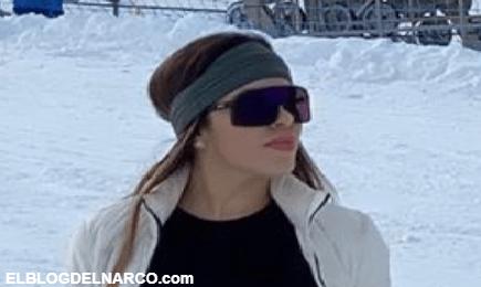 """Emma Coronel así disfruta de su vida de """"soltera"""", presume cómo se divierte en Instagram"""