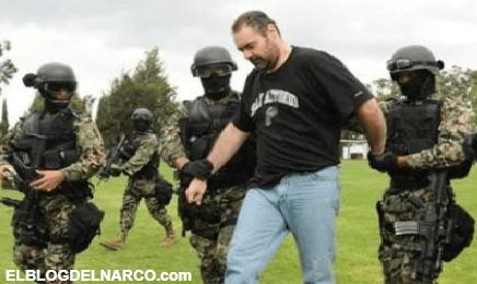 Es oficial gringos liberan a Sergio Villarreal Barragán,El Grande, lugarteniente de los Beltrán Leyva