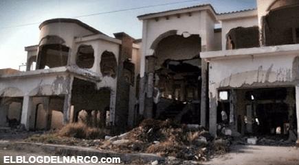 La tragedia olvidada de Allende, un fin de semana de destrucción a manos de los Zetas