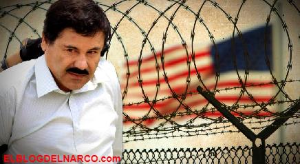 """A esto es a lo que se dedica """"El Chapo"""" Guzmán ya tiene trabajo en la cárcel...."""