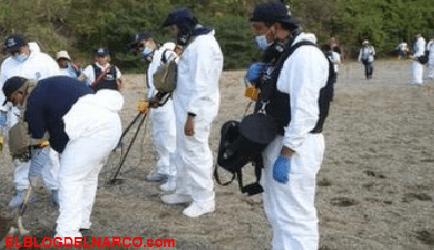 Buscaban a una persona desaparecida pero encontraron una Narcofosa con 11 cuerpos en Michoacán