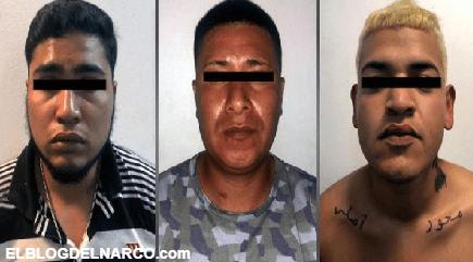 Capturan en Melchor Ocampo, Edomex a 3 integrantes del Cártel Jalisco Nueva Generación