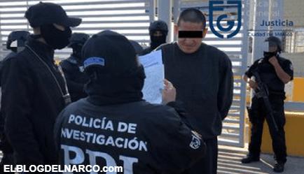 """Decretan prisión preventiva a """"El Lunares"""" por acusación de secuestro exprés agravado"""