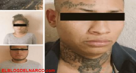 Detiene a cinco narcos, entre ellos dos mujeres y un menor mientras enterraban cuerpo