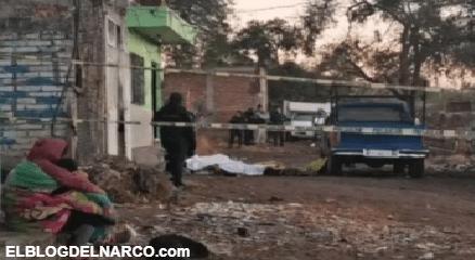 Ejecutan a familia completa en Triángulo del Huachicol, una mujer y un menor entre víctimas
