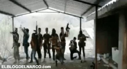 El poder de la Nueva Familia Michoacana tratan de intimidar al CJNG con vídeo musical