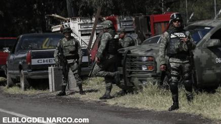 En Uruapan habitantes pierden la esperanza ante el aumento de la narcoviolencia